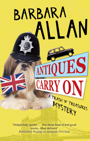 Antiques Carry On Cover
