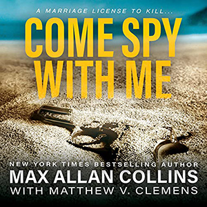 Come Spy With Me Audiobook Cover