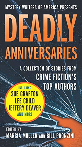 Deadly Anniversaries Ebook Cover