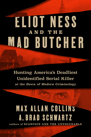 Eliot Ness and the Mad Butcher cover