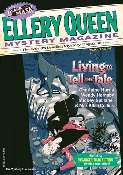 Ellery Queen's Mystery Magazine March/April 2021