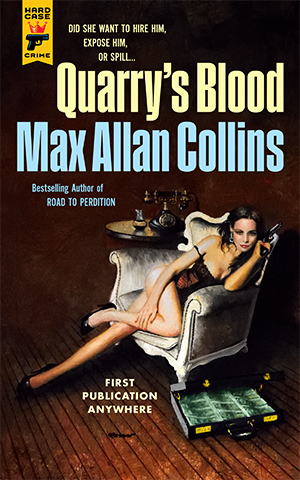 Quarry's Blood cover