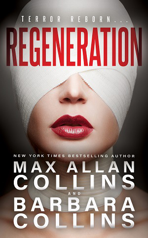 Regeneration by Barbara Allan, 2021 Wolfpack Edition cover