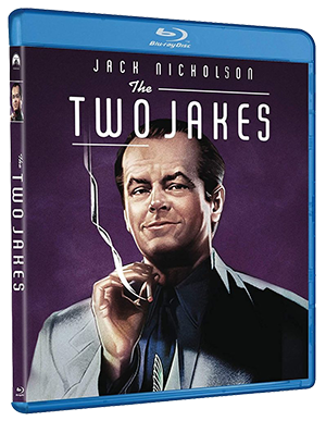 The Two Jakes Blu-Ray Cover
