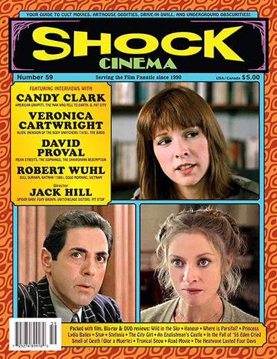 Shock Cinema cover